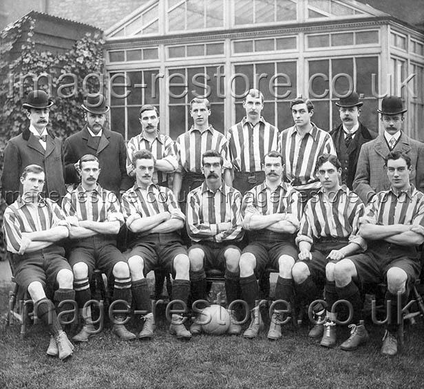 Clapton Football Club 1890