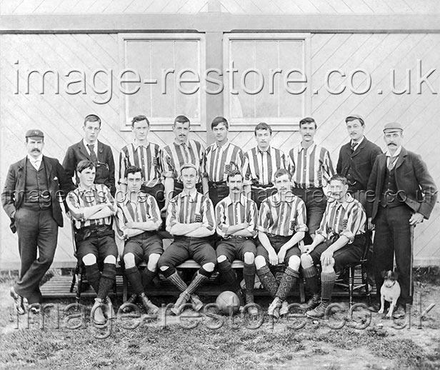 Essex County Football Club 1890