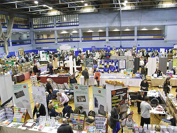 Woking Family History Fair