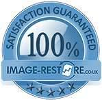 Image-Restore 100% satisfaction photo restoration guarantee