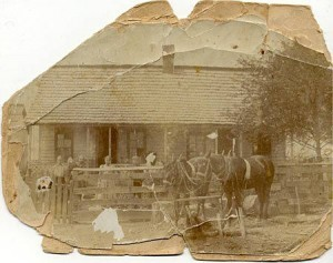 Restoration in keeping with the photo