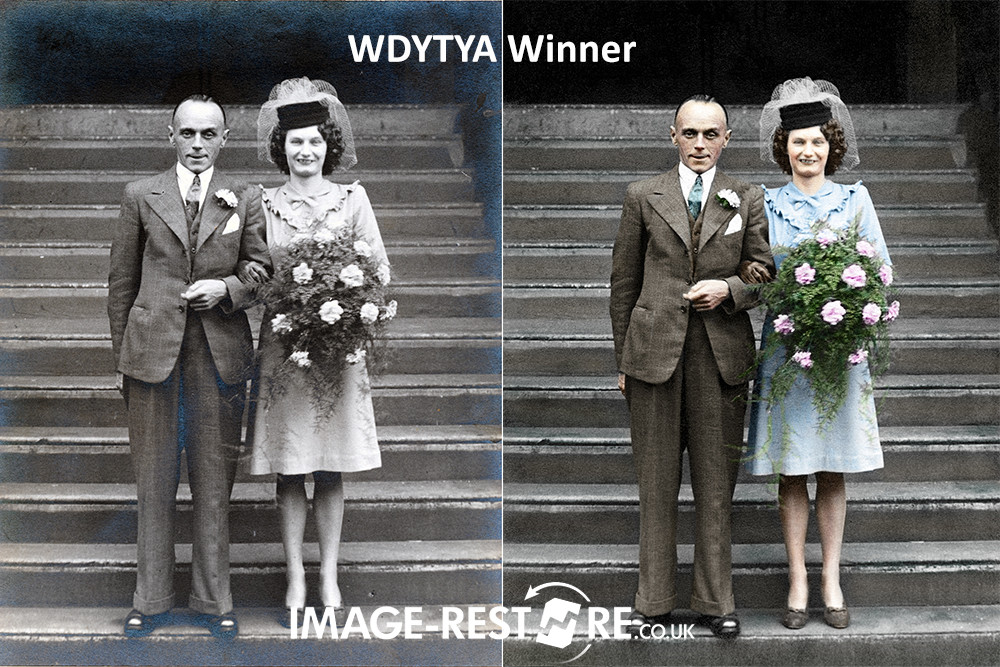 WDYTYA August 2019 Winner of £75 voucher
