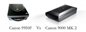 Canon Scanner 9950F Vs 9000 Mk 2, which is better for photo restoration.