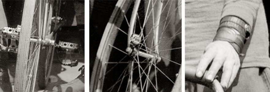 Close up details from photo May 3, 1913.