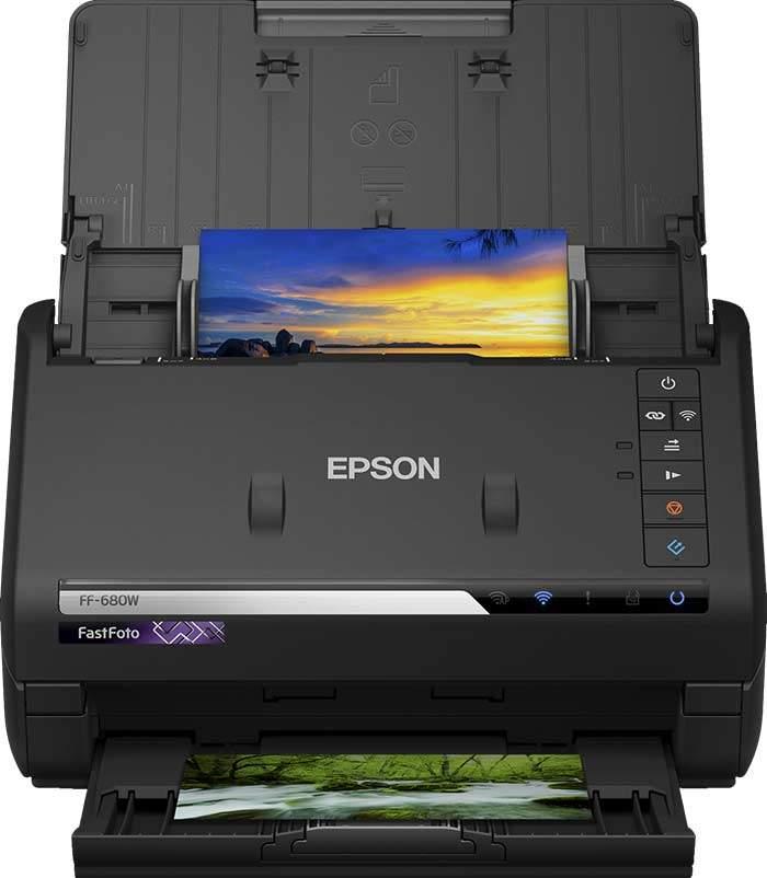 Epson FastPhoto FF-680W