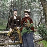 Complex colourizing after