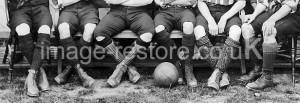 Football Team socks - 1890