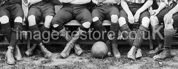 Football Team socks - 1890