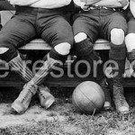 Restoration of old football photos