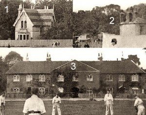Where is this cricket club?