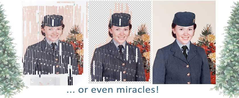 Digital restoration miracles for Christmas