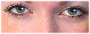 Retouching Eyes - After