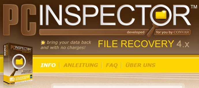 Photo restoration to recover your lost digital files