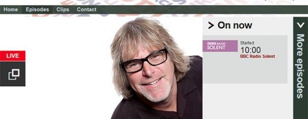 image-restore on bbc radio solent