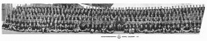 long panorama school photo