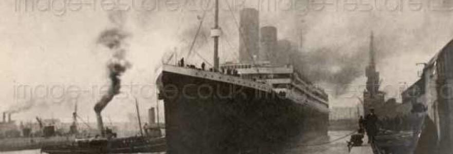 titanic 1912 portsmouth original