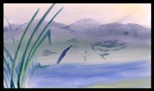 My first Wacom Painting