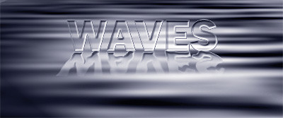 Photoshop tutorial fun with making waves