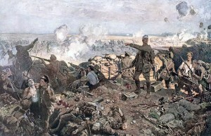William Ford at Ypres