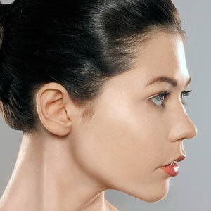 Retouching Faces - After